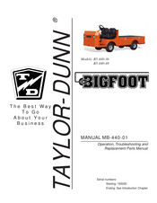 taylor dunn wiring diagram pdf taylor dunn bigfoot b5 440 36 manuals  taylor dunn bigfoot b5 440 36 manuals