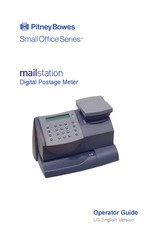 Pitney Bowes K700 Operator S Manual Pdf Download Manualslib