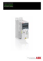abb acs355 wiring diagram abb acs355 user manual pdf download manualslib  abb acs355 user manual pdf download