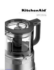 KitchenAid KFC3516 Parts And Features