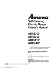 Oven Bake Element for Amana ARR630 ART6110