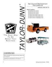 Taylor-dunn B0-248-48 Manuals   ManualsLibManualsLib
