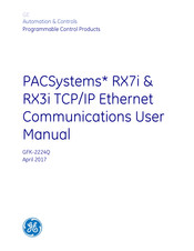 GE PACSystems RX7i User Manual