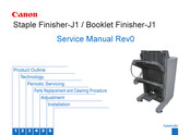 Canon J1 Service Manual