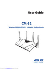 Asus CM-32 User Manual