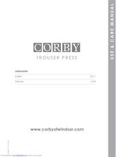 Corby 7700 Manuals Manualslib