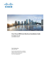 Cisco 2332TQ Hardware Installation Manual