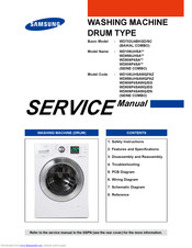 Samsung Wd106uhsa Series Service Manual Pdf Download Manualslib