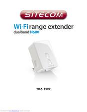 Sitecom wlx-5000 manual pdf download.