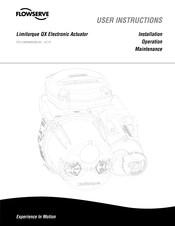 Flowserve Limitorque Qx Manuals Manualslib