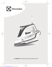 Electrolux UltraSteam ESI6123 Manual