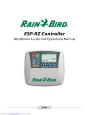 Rain Bird Esp Rz Installation Manual Amp Operation Manual Pdf