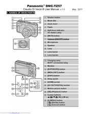 Panasonic Lumix DMC-TZ57 User Manual