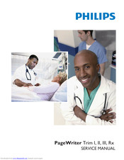 Philips PageWriter Trim III Service Manual