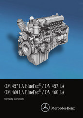 Mercedes Benz Om 460 La Manuals Manualslib