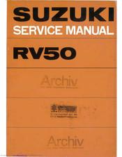 suzuki rv 50 wiring diagram suzuki rv50 manuals manualslib  suzuki rv50 manuals manualslib