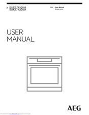 AEG BSK774320M User Manual