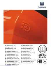 Motors/äge 418EL