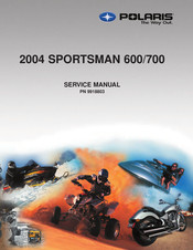 POLARIS SPORTSMAN 600 SERVICE MANUAL Pdf Download | ManualsLibManualsLib