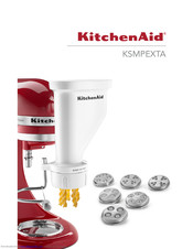 KitchenAid KSMPEXTA User Manual