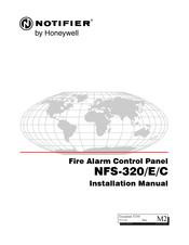 NOTIFIER NFS-320 INSTALLATION MANUAL Pdf Download | ManualsLibManualsLib