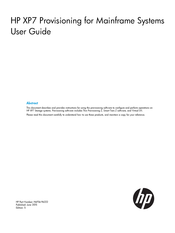 HP XP7 User Manual
