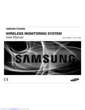 Samsung SEB-1017RW User Manual