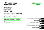 Mitsubishi Electric FR-A7AP Instruction Manual