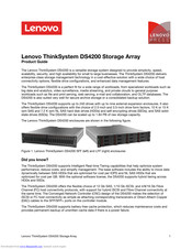 Lenovo ThinkSystem Product Manual