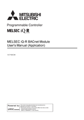 Mitsubishi Electric MELSEC iQ-R User Manual