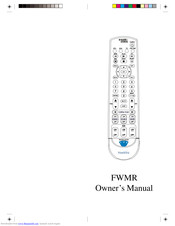 Black & Decker FreeWire FWMR Owner's Manual