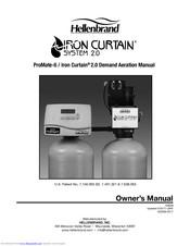 Hellenbrand Iron Curtain 2 0 Owner S Manual Pdf Download Manualslib