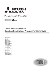 Mitsubishi Electric melsec q02ucpu User Manual