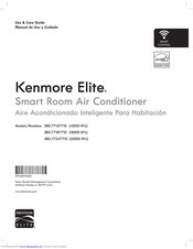 Kenmore 580.77157710 Use & Care Manual