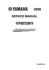 Yamaha Raptor 700r 2009 Manuals Manualslib