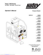 [DIAGRAM_38IU]  Hotsy 1260SS Manuals | ManualsLib | Hotsy Wiring Diagram |  | ManualsLib