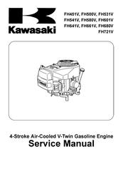 Kawasaki FH580V - Manuals | ManualsLibManualsLib