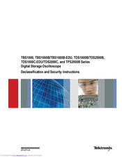 Tektronix Tds2012b Manuals Manualslib