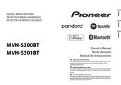Pioneer Mvh S301bt Manuals Manualslib