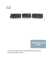 Cisco 500 Series Administration Manual