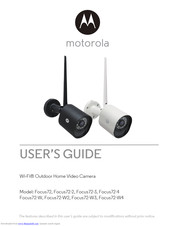 Motorola Focus72 User Manual