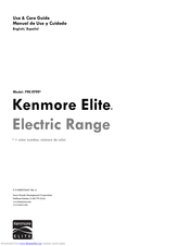 Kenmore 790.9799 series Use & Care Manual