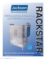JACKSON RACKSTAR 44 INSTALLATION, OPERATION AND SERVICE ... on