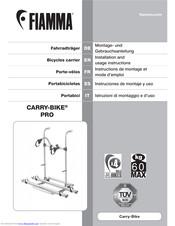 Fiamma Carry-Bike UL portabici per Camper