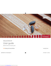 ReSound ET798-DW User Manual