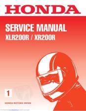 84 xr200r wiring diagram honda xr200r manuals  honda xr200r manuals