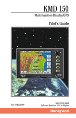 Honeywell KMD-150 Pilot's Manual