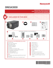 Honeywell DR65A3000 Installation Manual