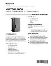 [DIAGRAM_38IS]  HONEYWELL HM750 INSTALLATION INSTRUCTIONS MANUAL Pdf Download | ManualsLib | Wiring Diagram Honeywell Quietcare Humidifier |  | ManualsLib