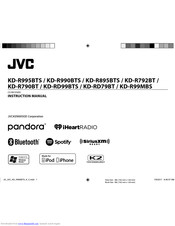 [DIAGRAM_38ZD]  Jvc KW-SX83BTS Manuals | ManualsLib | Jvc Kw Wiring Diagram |  | ManualsLib